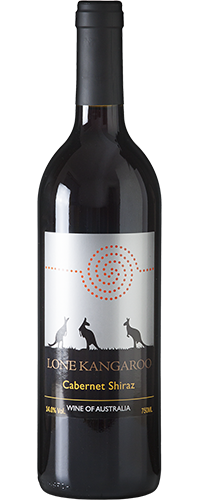 Lone kangaroo – cabernet / shiraz
