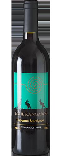 Lone kangaroo – cabernet sauvignon