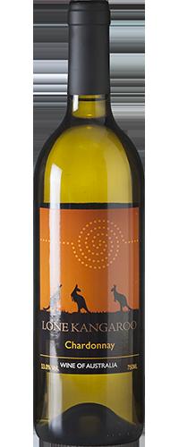 Lone kangaroo – chardonnay