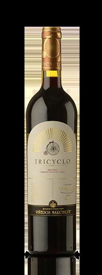 Tricyclo malbec – cabernet sauvignon – syrah