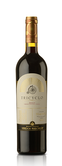 Tricyclo merlot – cabernet sauvignon – malbec