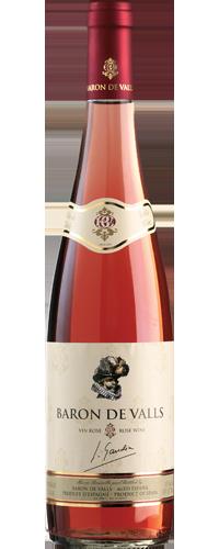 Baron de valls rosé