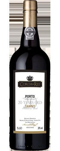 Coroa de rei porto 20 years (20 anos)