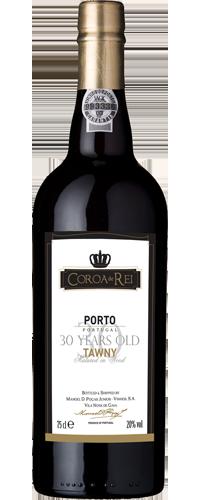 Coroa de rei porto 30 years (30 anos)