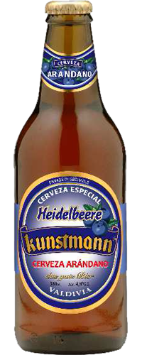 Cerveja Kunstmann Arándano