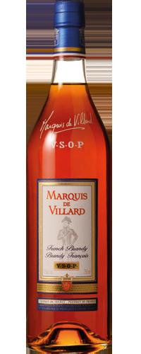 Marquis de villard brandy V.S.O.P.