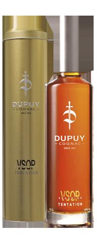 Cognac dupuy V.S.O.P. superior tentation