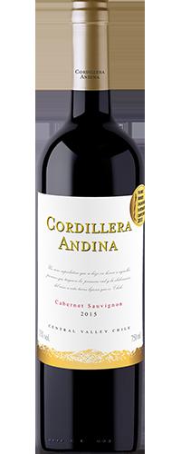 CORDILLERA ANDINA CABERNET SAUVIGNON