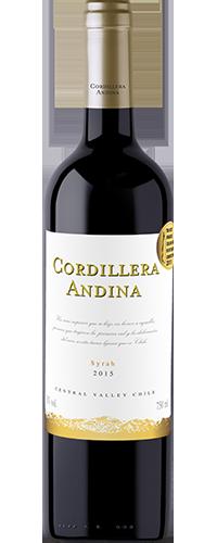 CORDILLERA ANDINA SYRAH