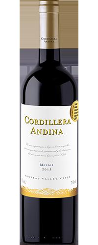 CORDILLERA ANDINA MERLOT