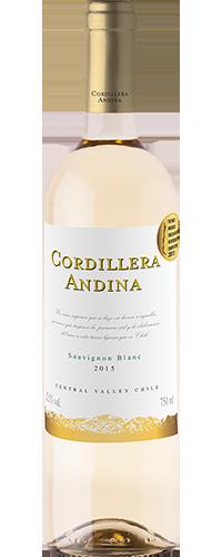 CORDILLERA ANDINA SAUVIGNON BLANC