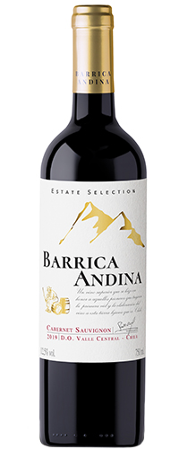 BARRICA ANDINA CABERNET SAUVIGNON