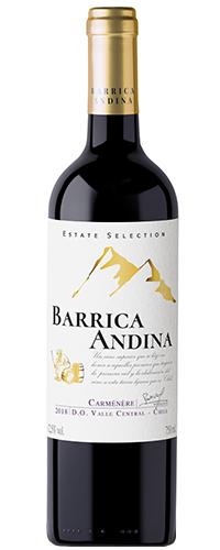 BARRICA ANDINA CARMÉNÈRE