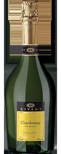 Rivani Espumante Branco Extra Dry Chardonnay