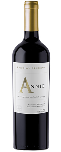 ANNIE SPECIAL RESERVE CABERNET SAUVIGNON