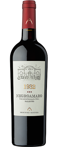 1932 NEGROAMARO SALENTO I.G.T