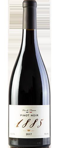 Maison Halley 1885 Pinot Noir 2017