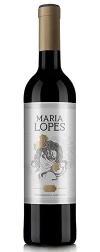 MARIA LOPES REGIONAL ALENTEJANO TINTO